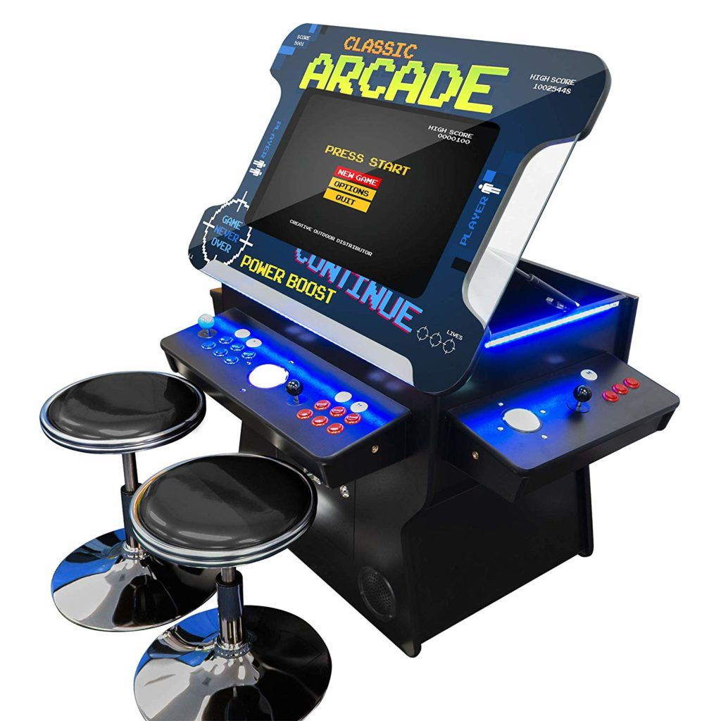Full-Size Commercial Grade Cocktail Arcade Table