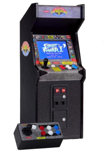 Street Fighter II X Replicade