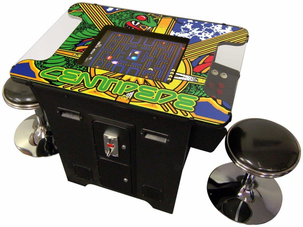 Prime Arcades Cocktail Arcade Machine