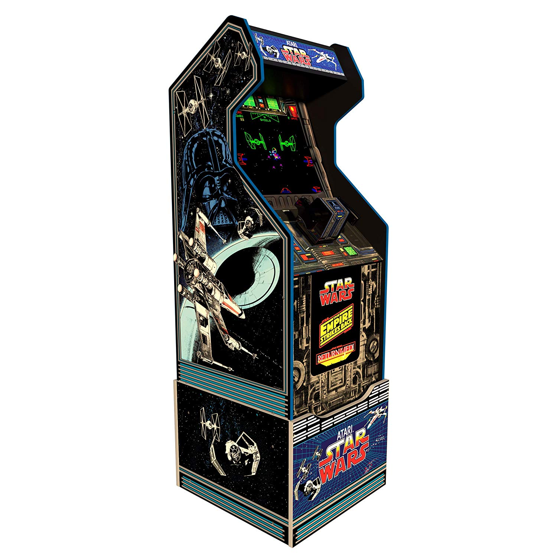 Arcade1Up Star Wars with Riser