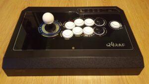 Qanba Q4 Q4RAF Black Joystick For Xbox 360 & PC & PS3 (Fightstick)