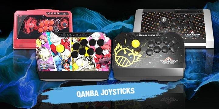 Best Qanba Drone Joystick
