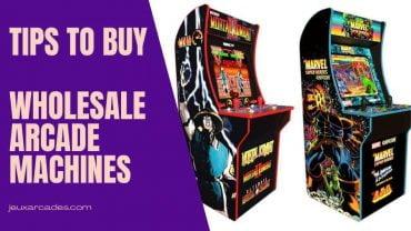 wholesale arcade machines