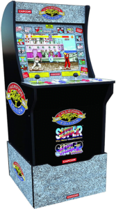ARCADE1UP Street Fighter 2 - Classic 3-in-1 Home Arcade Cabinet