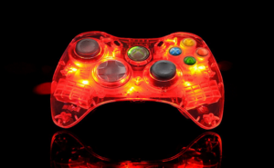 Afterglow AX.1 Controller for Xbox 360 - Red