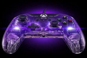 Afterglow Prismatic LED Wired Controller