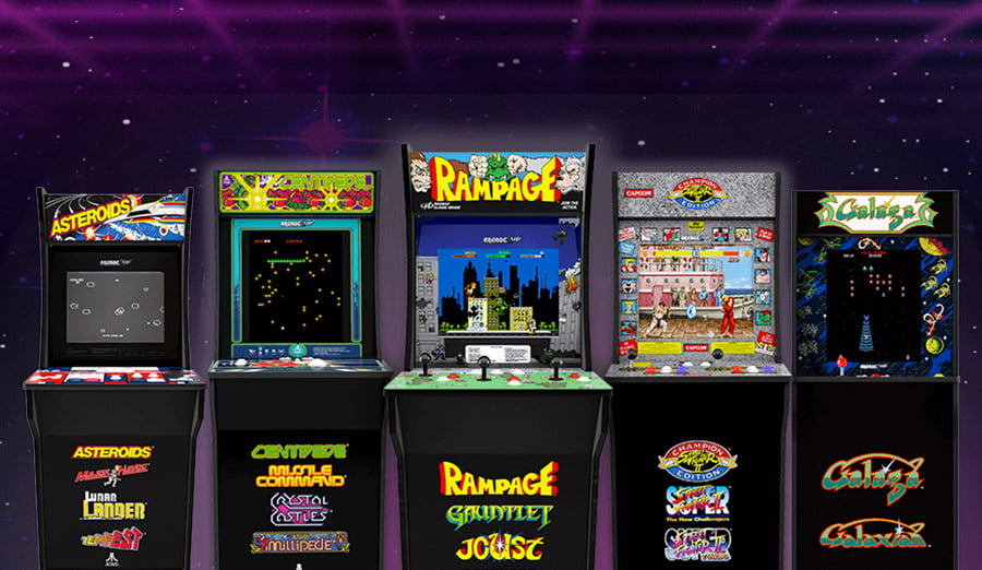Arcade1Up Cabinets