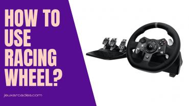 How To Use Racing Wheel