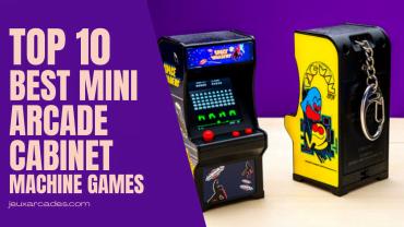 Top 10 Best Mini Arcade Cabinet Machine Games Review