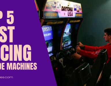 Top 5 Best Racing Arcade Machines