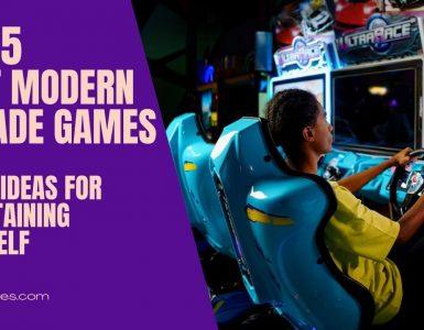 Best Modern Arcade Games