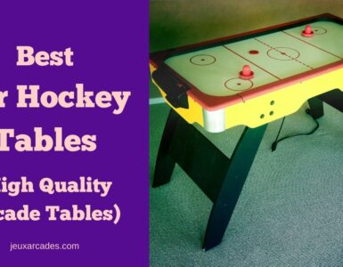 Best Affordable Air Hockey Tables